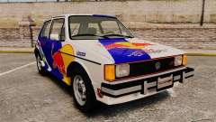Volkswagen Rabbit GTI 1984