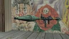 RPG для GTA San Andreas
