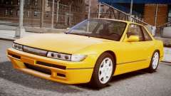 Nissan 240sx Сoupe 1992