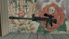 Снайперская Винтовка из L4D