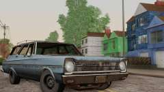 Plymouth Belvedere Station Wagon 1965 для GTA San Andreas