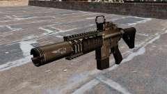 Автоматический карабин M4A1 Navy SEAL для GTA 4