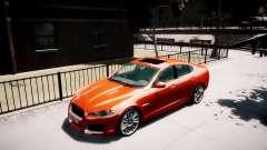 Jaguar XF-R 2012 v1.1 для GTA 4