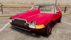 AMC Pacer для GTA 4