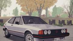 Volkswagen Scirocco S (Typ 53) 1981 HQLM для GTA San Andreas