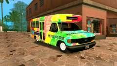 Ford E350 Shuttle Bus