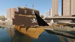 Пиратский корабль для GTA 4