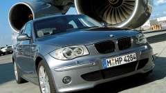 Загрузочные экраны BMW 120i