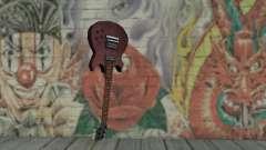 Гитара из L4D для GTA San Andreas