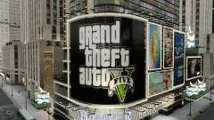 Билборды из GTA 5