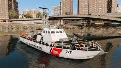 Канонерская лодка U.S. Coastguard