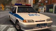 ВАЗ 2114 Полиция ДПС