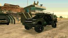 Ford F150 Raptor Unique Edition для GTA San Andreas