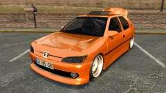 Peugeot 306 [RC] Unal Turan для GTA 4