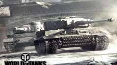 Загрузочный экран World of Tanks