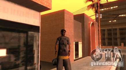 Скин Трейсера для GTA San Andreas