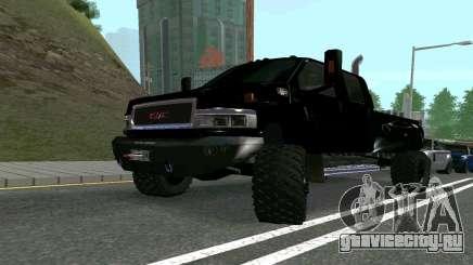 GMC Topkick для GTA San Andreas