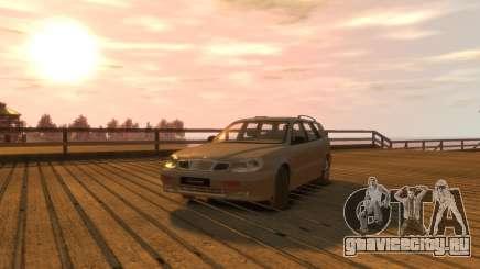 Daewoo Leganza Wagon для GTA 4