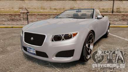 GTA V Lampadati Felon GT для GTA 4