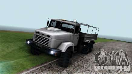 КрАЗ 6322 для GTA San Andreas