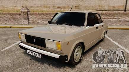 ВАЗ-2105 для GTA 4