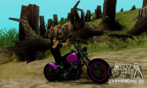 Glenn Danzig Skin для GTA San Andreas восьмой скриншот
