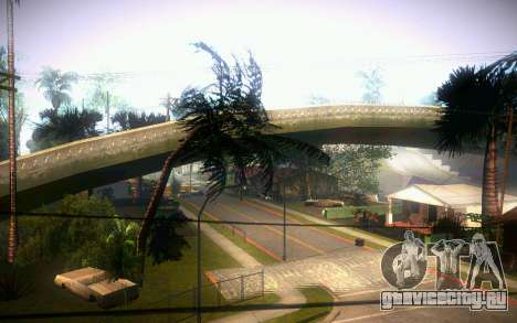 New Grove Street для GTA San Andreas четвёртый скриншот