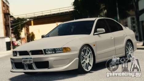 Mitsubishi Galant8 VR-4 для GTA 4