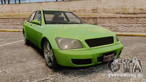 Sultan New Wheel для GTA 4