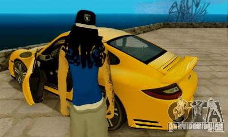 Ophelia v2 для GTA San Andreas седьмой скриншот