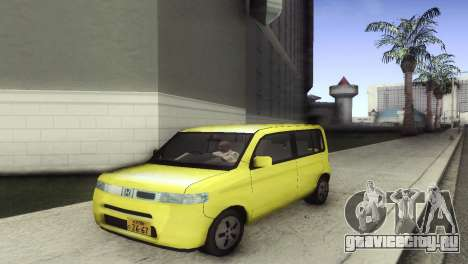 Honda That S для GTA San Andreas вид слева