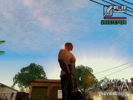 Защитник v.2 для GTA San Andreas второй скриншот