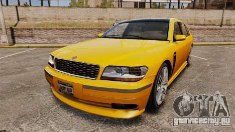 Ubermacht Oracle XL tuning для GTA 4
