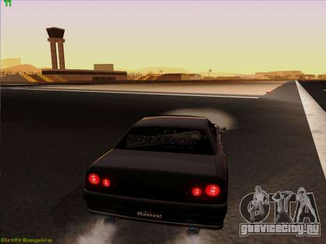 Винилы для Elegy для GTA San Andreas колёса