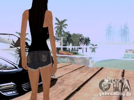 Новый остров V2.0 для GTA San Andreas четвёртый скриншот