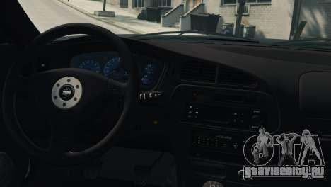 Mitsubishi Galant8 VR-4 для GTA 4 вид справа