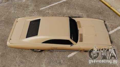Imponte Dukes new wheels для GTA 4 вид справа