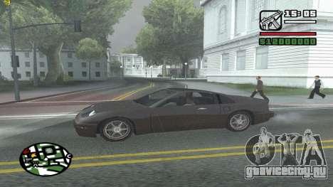 Weather Menu для GTA San Andreas шестой скриншот