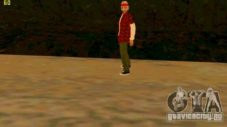 Новая текстура Truth для GTA San Andreas третий скриншот