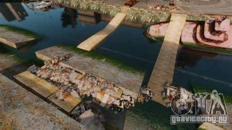 Трасса -Экстремальные испытания- для GTA 4 четвёртый скриншот