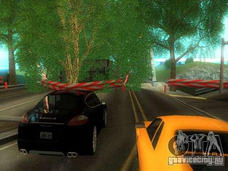 Таможня Los Santos-San Fierro для GTA San Andreas седьмой скриншот