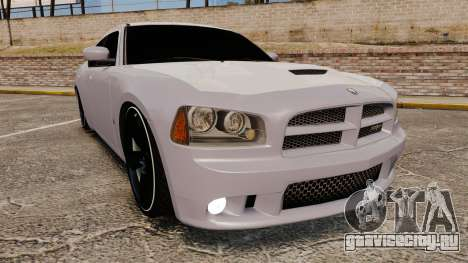 Dodge Charger SRT8 2007 для GTA 4
