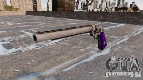 Револьвер -Joker- для GTA 4 третий скриншот