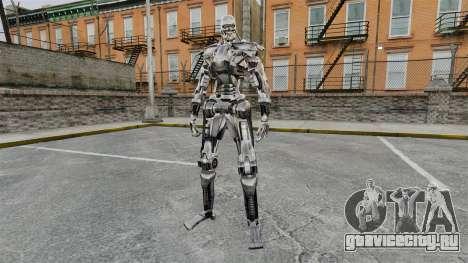 Terminator T-800 для GTA 4