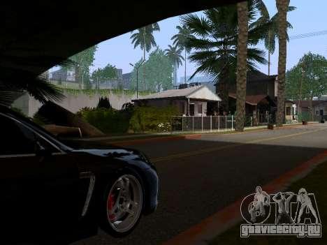 New Grove Street v3.0 для GTA San Andreas восьмой скриншот