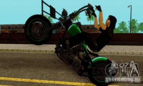 Glenn Danzig Skin для GTA San Andreas второй скриншот