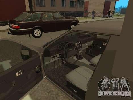 ИЖ 2717-90 для GTA San Andreas вид сзади