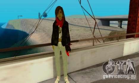 Kim Kameron для GTA San Andreas