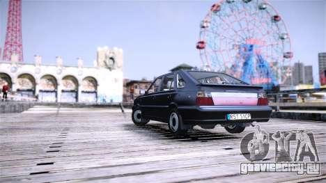 Daewoo FSO Polonez Caro Impo для GTA 4 вид справа