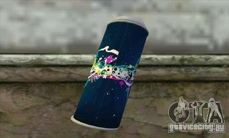 Spray для GTA San Andreas второй скриншот